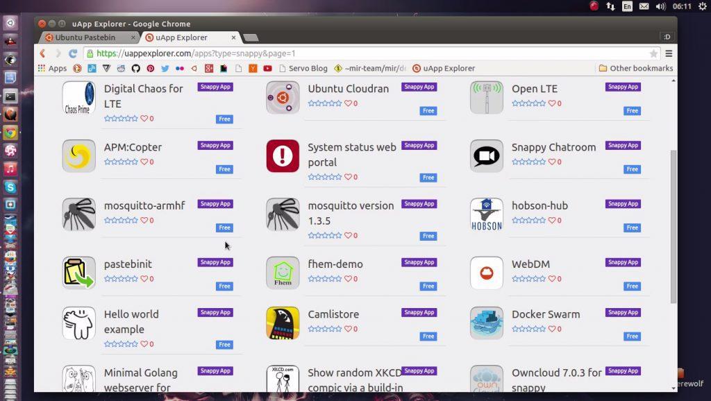 ubuntu-snap-uApp-for-BeLabs