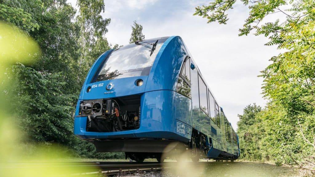 Alstom Coradia treno ad idrogeno