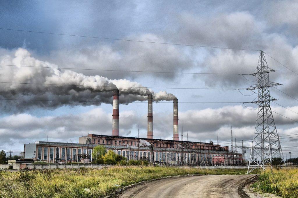 Ossidi di azoto NO - NO2 - NOX inquinanti dell'aria - da BeLabs